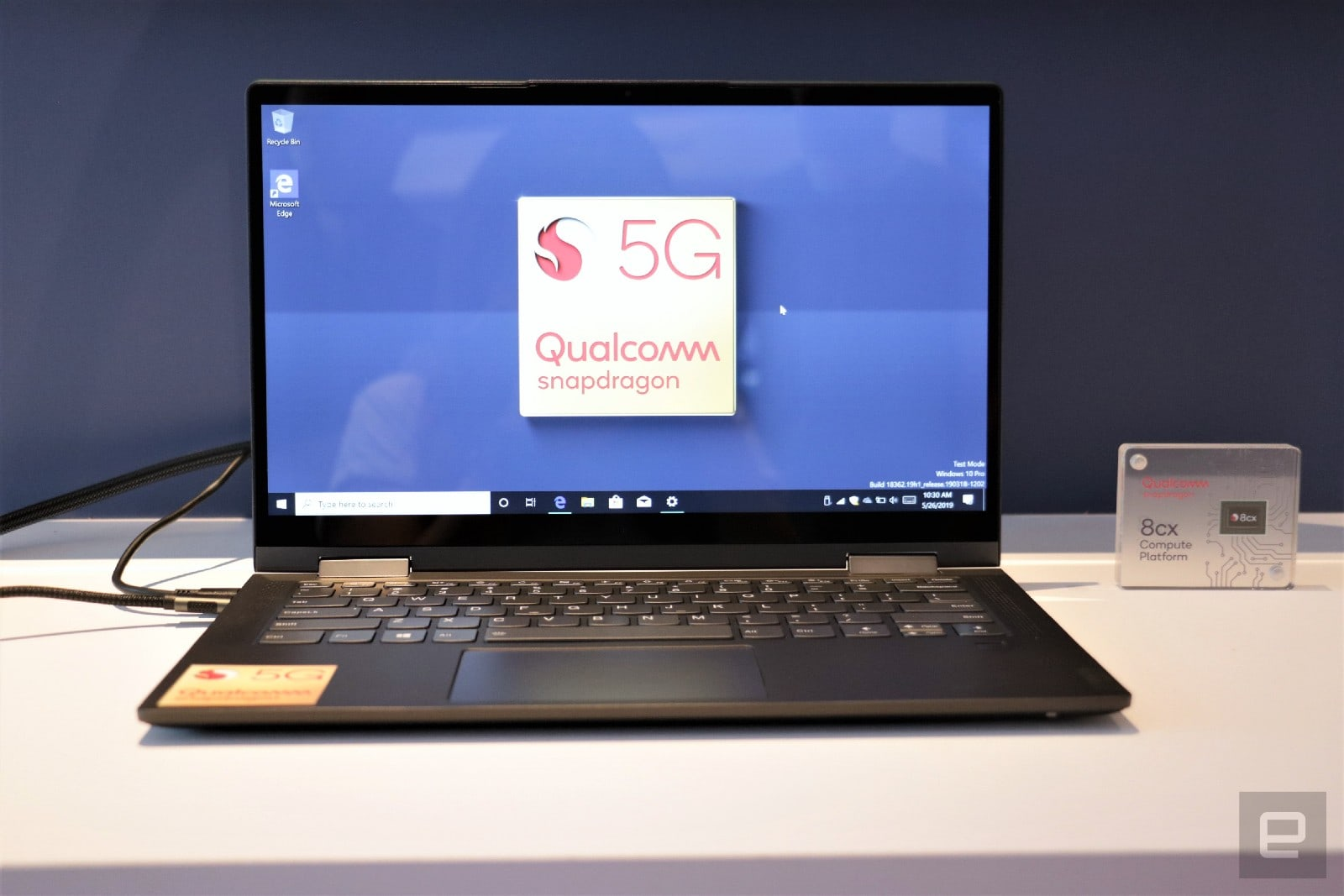 """Lenovo """"Project Limitless"""" 5G laptop hands-on"""