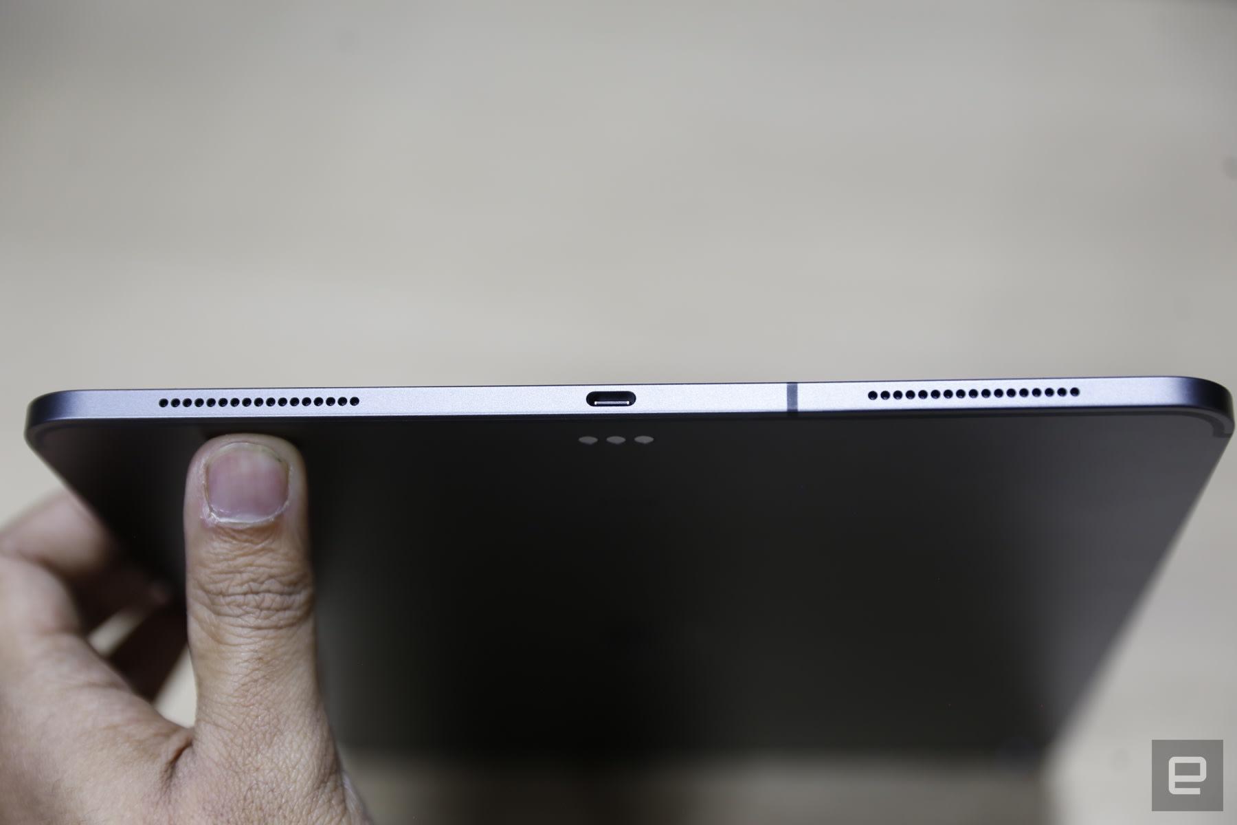 iPad Pro 2018 hands-on