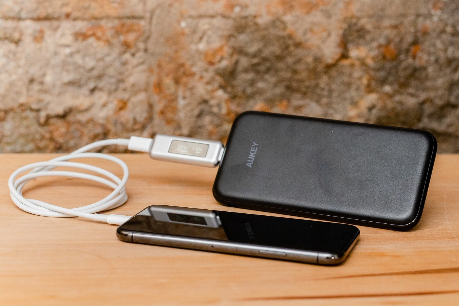 Wired fast charger