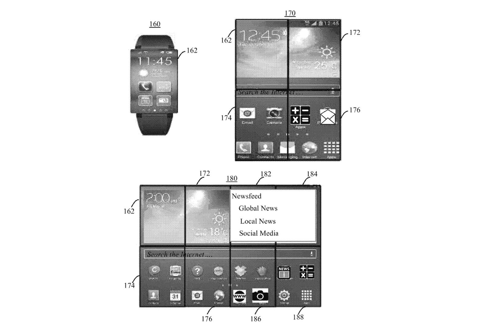 IBM Smartwatch Patent