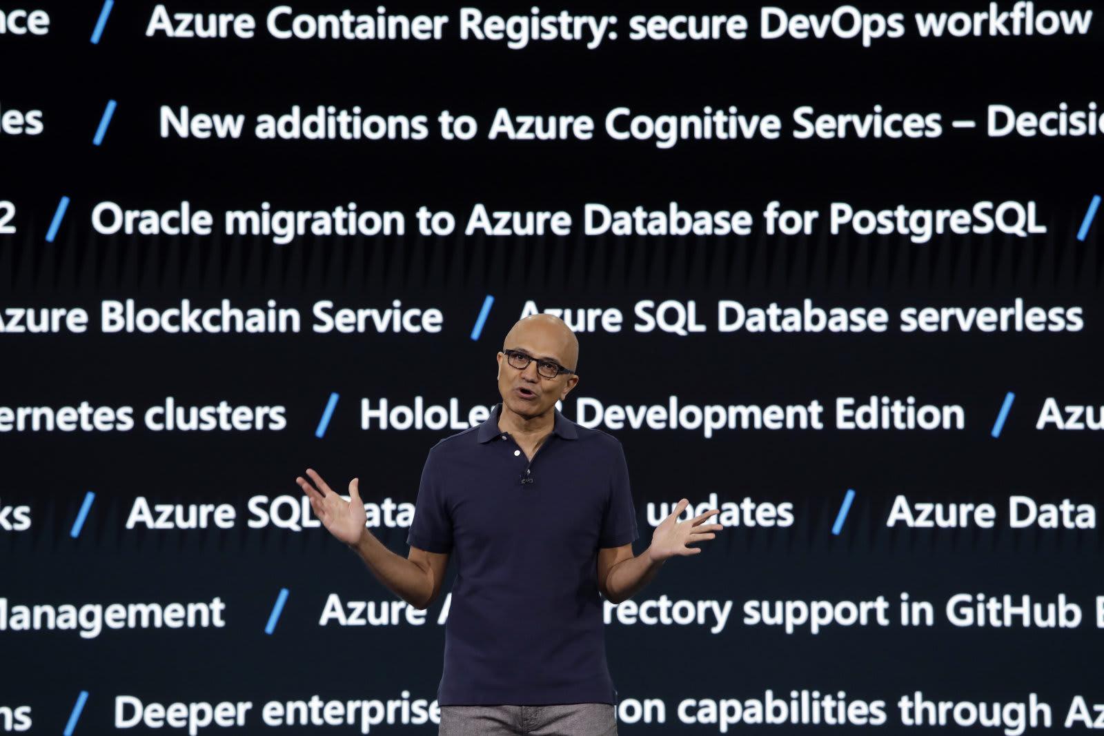 Microsoft Developer Conference