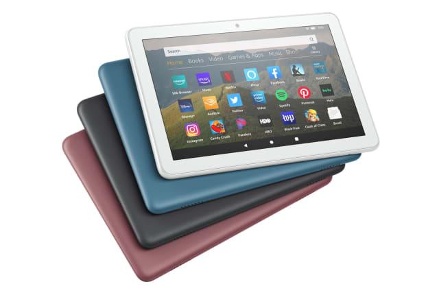 Amazon Fire HD 8 tablet (2020)