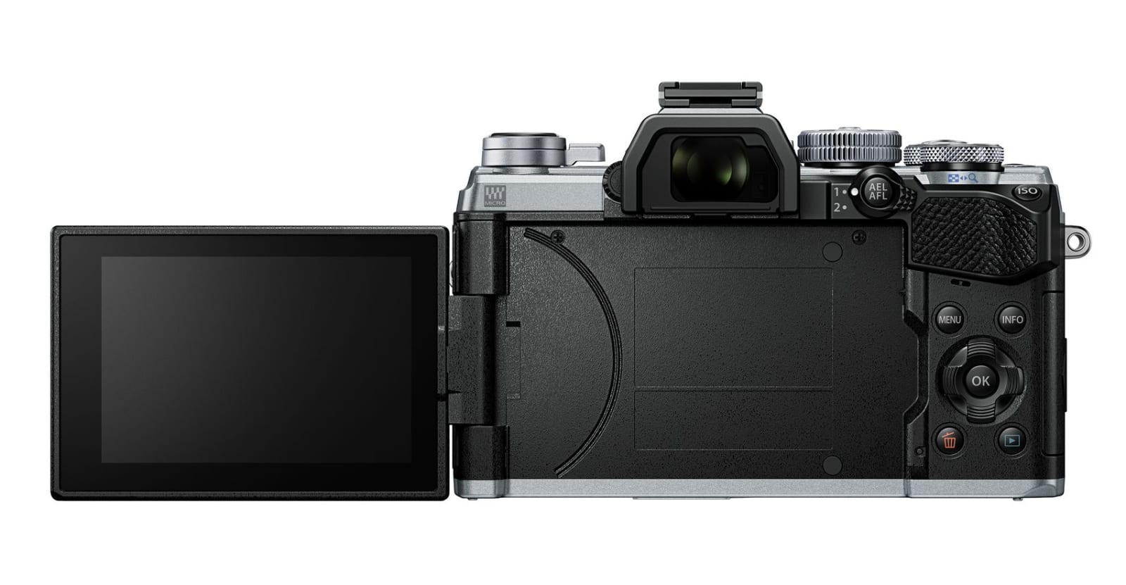 Olympus O-MD E-M5 Mark III Micro Four Thirds mirrorless camera