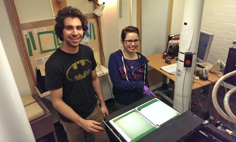 Harvard College Observatory - DASCH Program