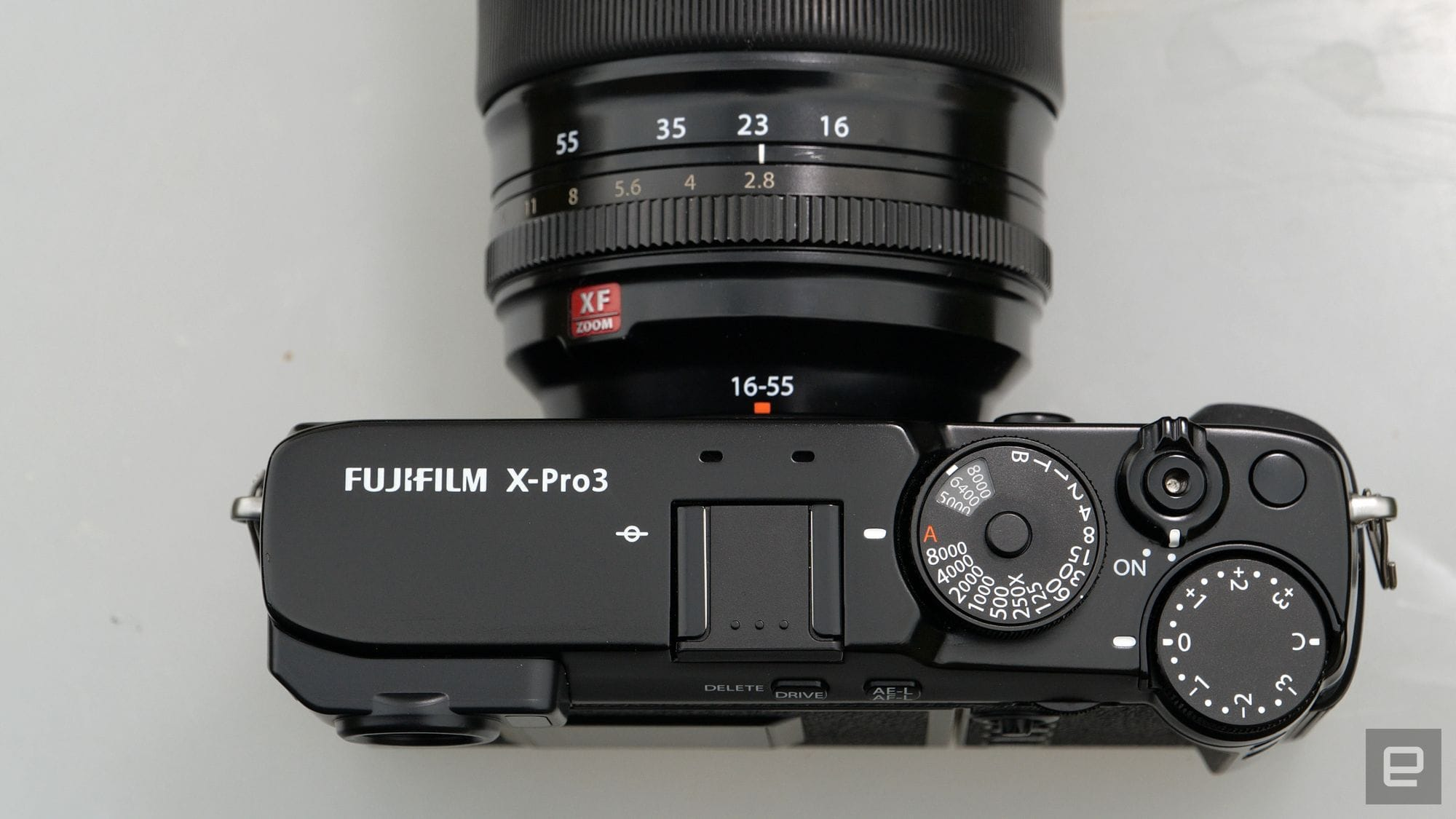 Fujifilm X-Pro3 mirrorless camera
