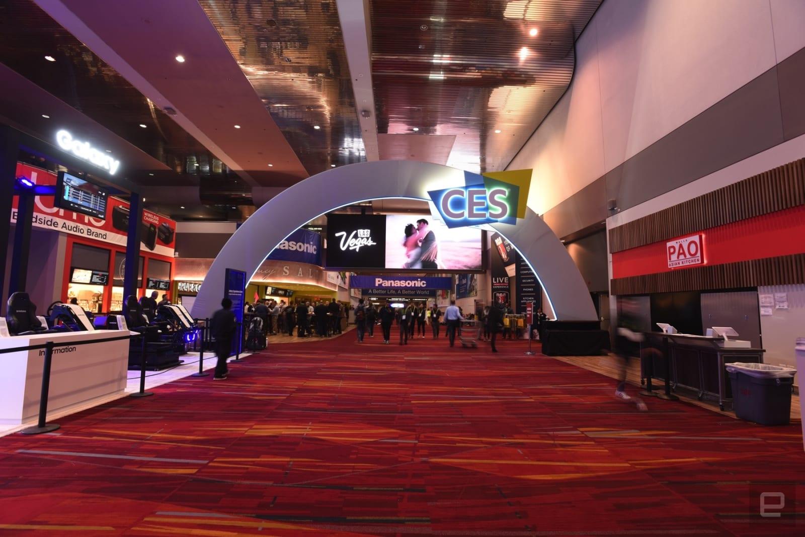 CES Arch