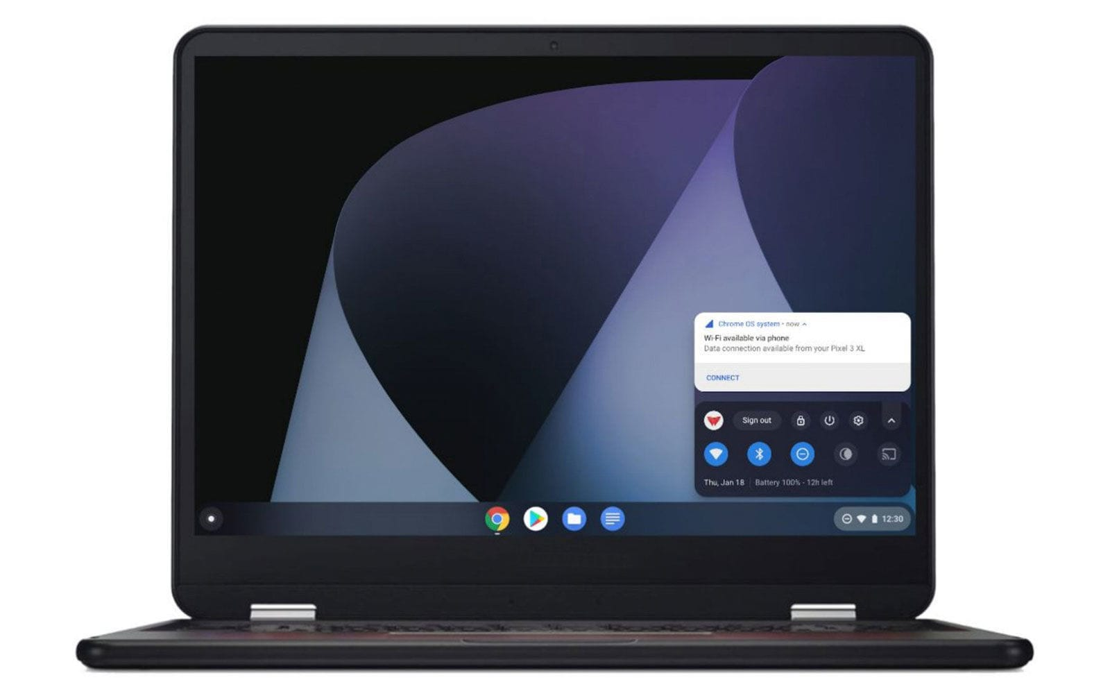Google Assistant Chromebook