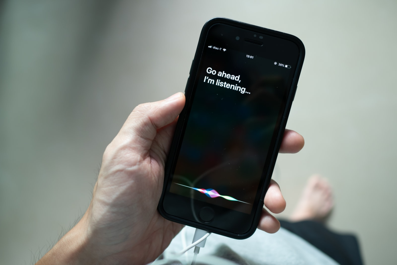 Siri, Apple's voice-activated digital assistant