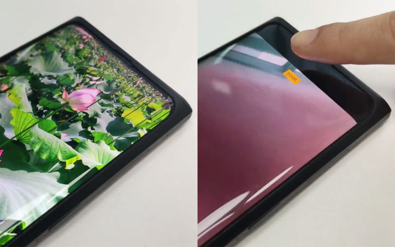 Oppo under-display front camera