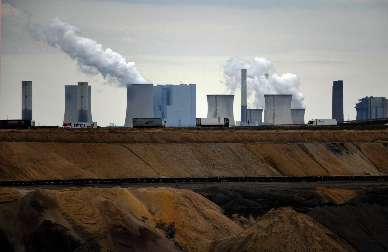 GERMANY-ENVIRONMENT-ENERGY-RWE