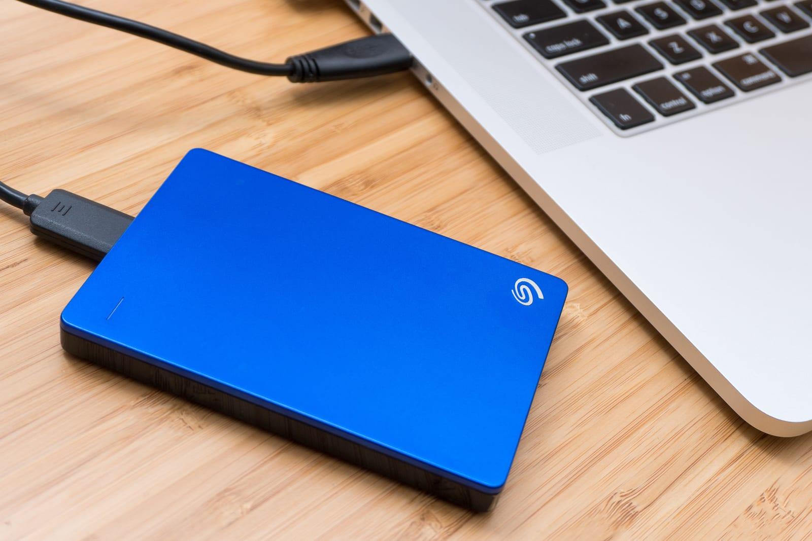 Portable hard drive