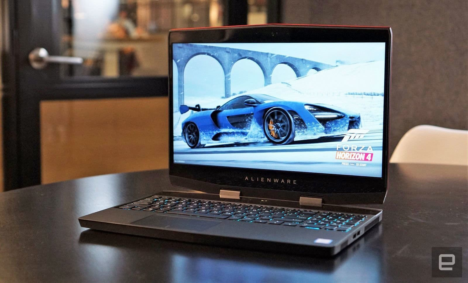 Alienware m15 laptop (2019)