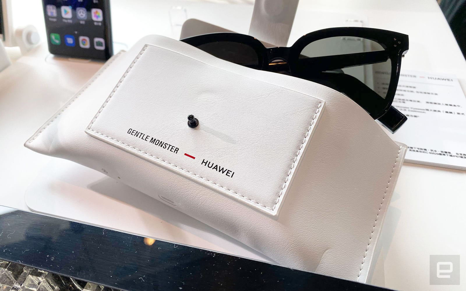 Huawei x Gentle Monster Eyewear 香港動手玩