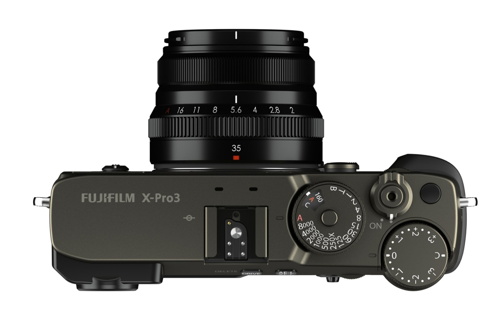 Fujifilm X-Pro3 APS-C mirrorless camera