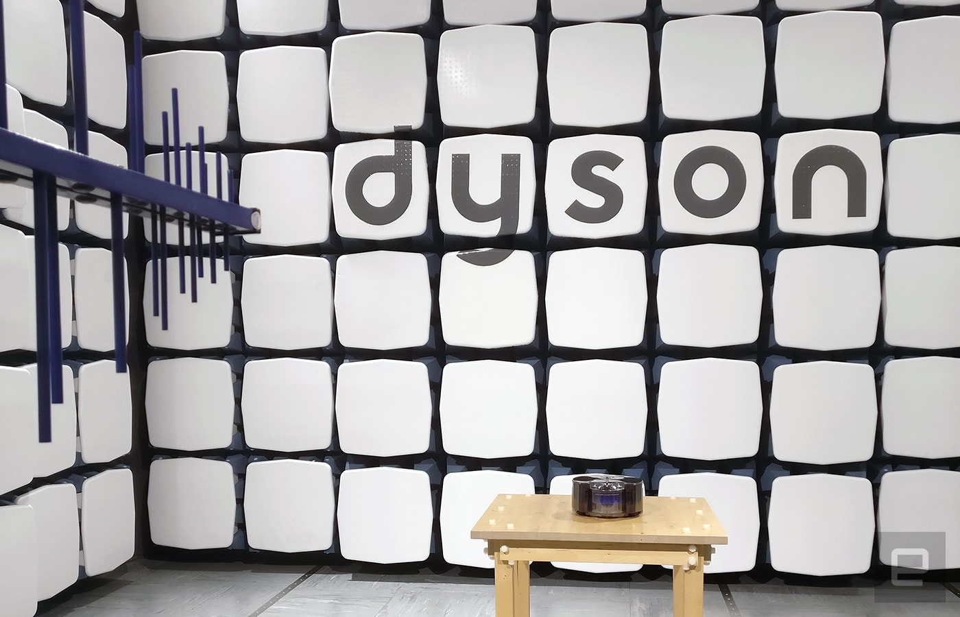 Dyson EMC Chamber