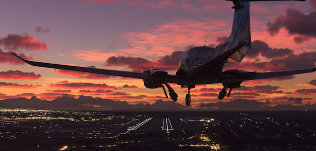 Microsoft Flight Simulator PC specifications