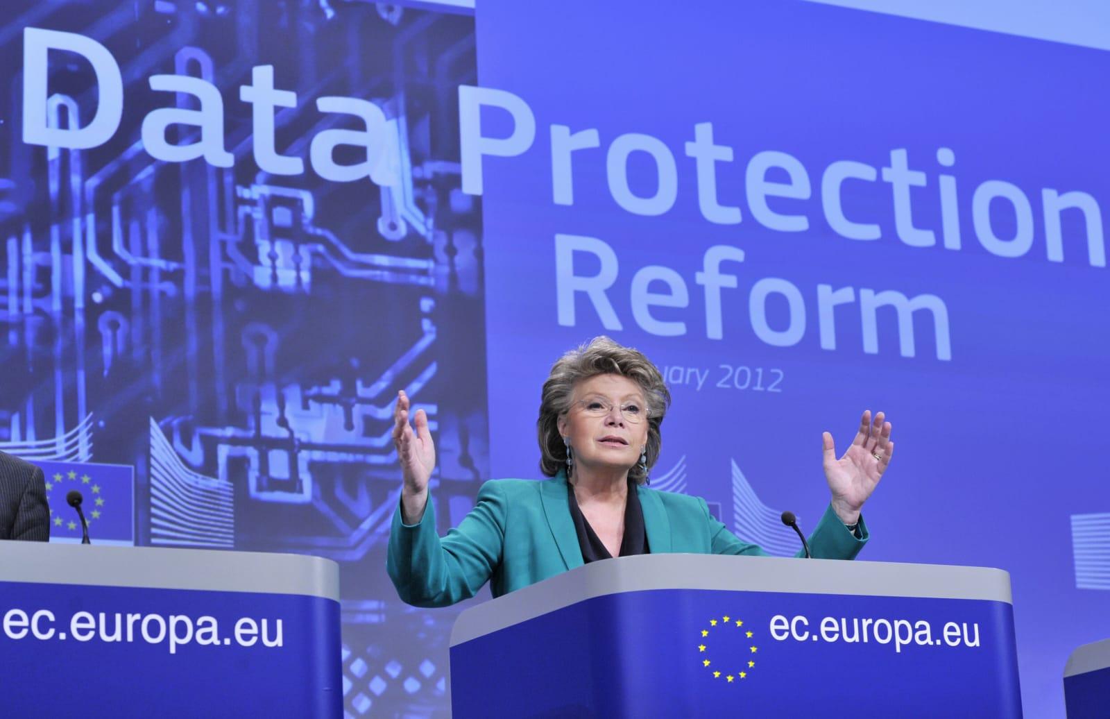 EU commissioner Justice, Fundamental Rig