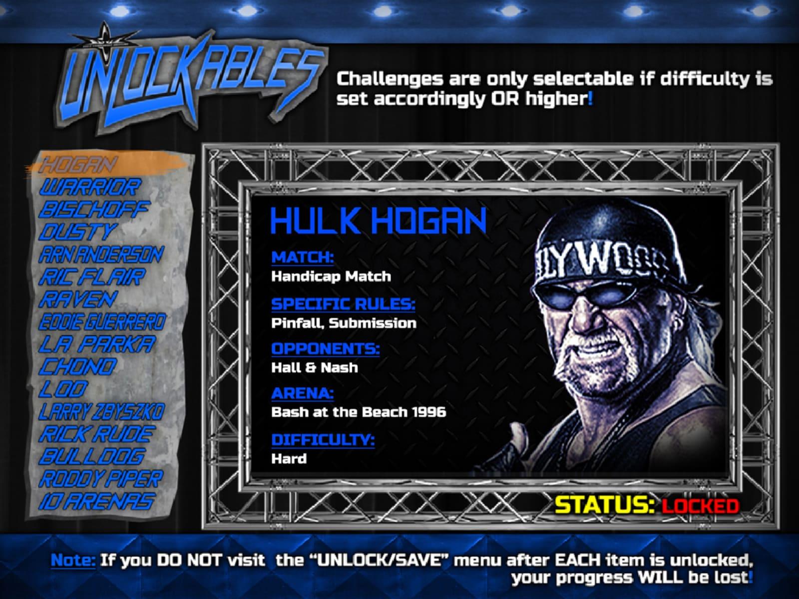 WCW Feel the Burn