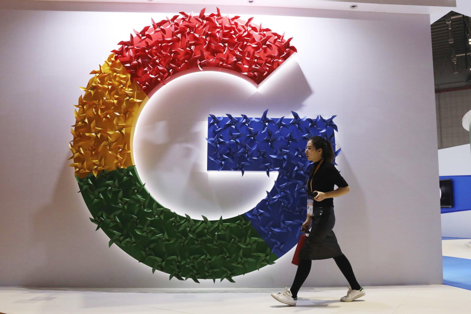 Google Internet Hijacking