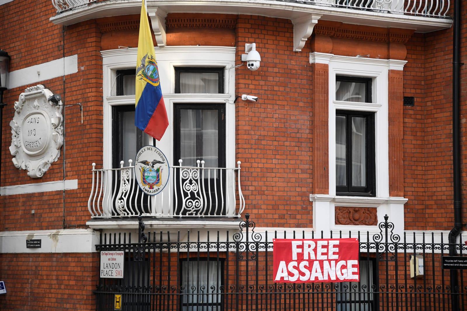ECUADOR-ASSANGE/BRITAIN-COURT