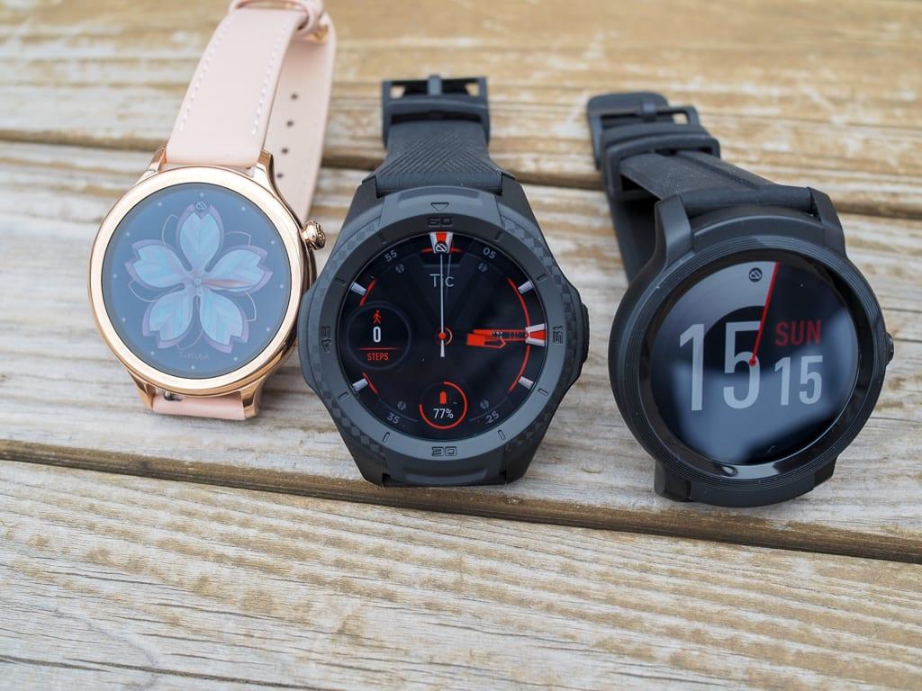 シンプルで良バランスな Ticwatch S2 E2 C2 レビュー 2万円前後で買えるwear Os採用スマートウォッチ Engadget 日本版