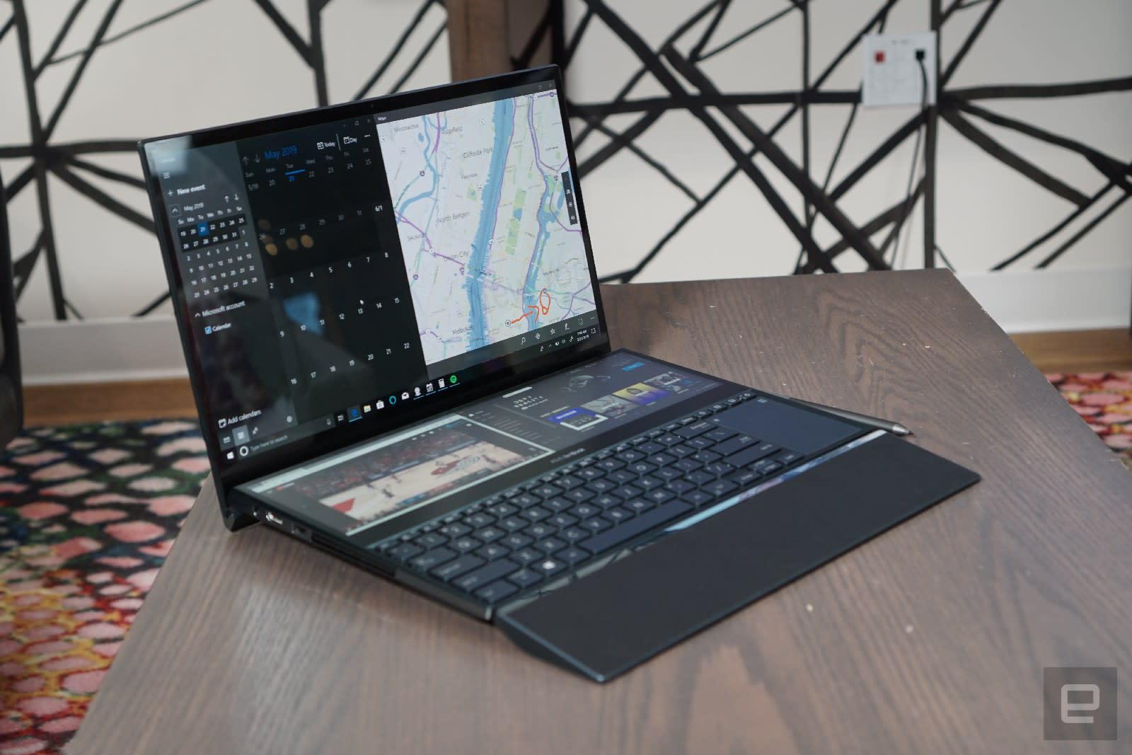 ASUS ZenBook Pro Duo hands-on | Computex 2019