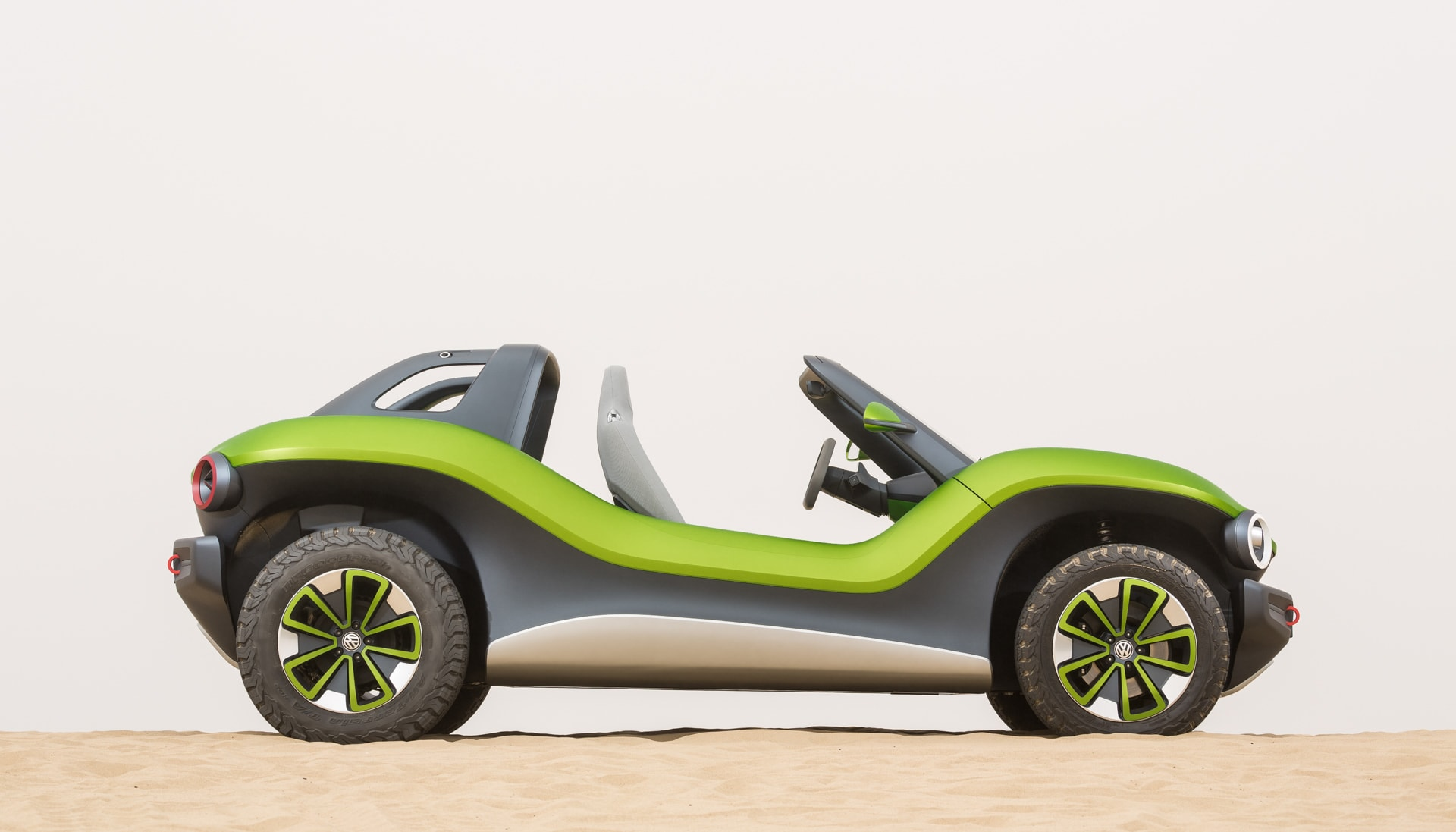 Volkswagen ID Buggy first drive