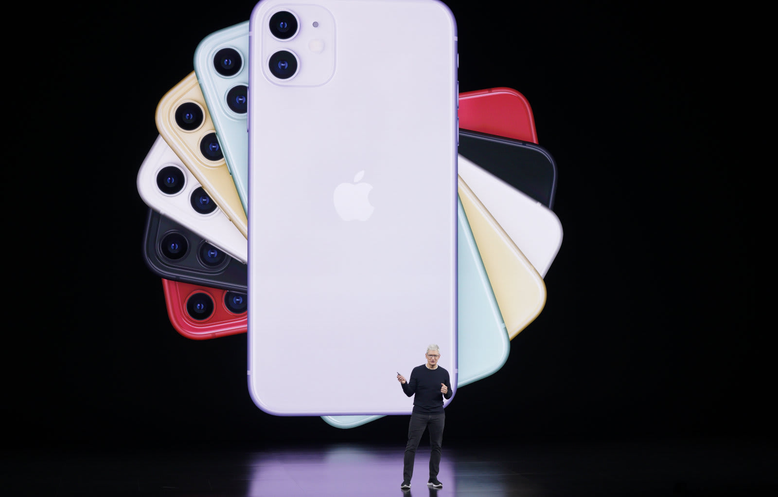 APTOPIX Apple Event