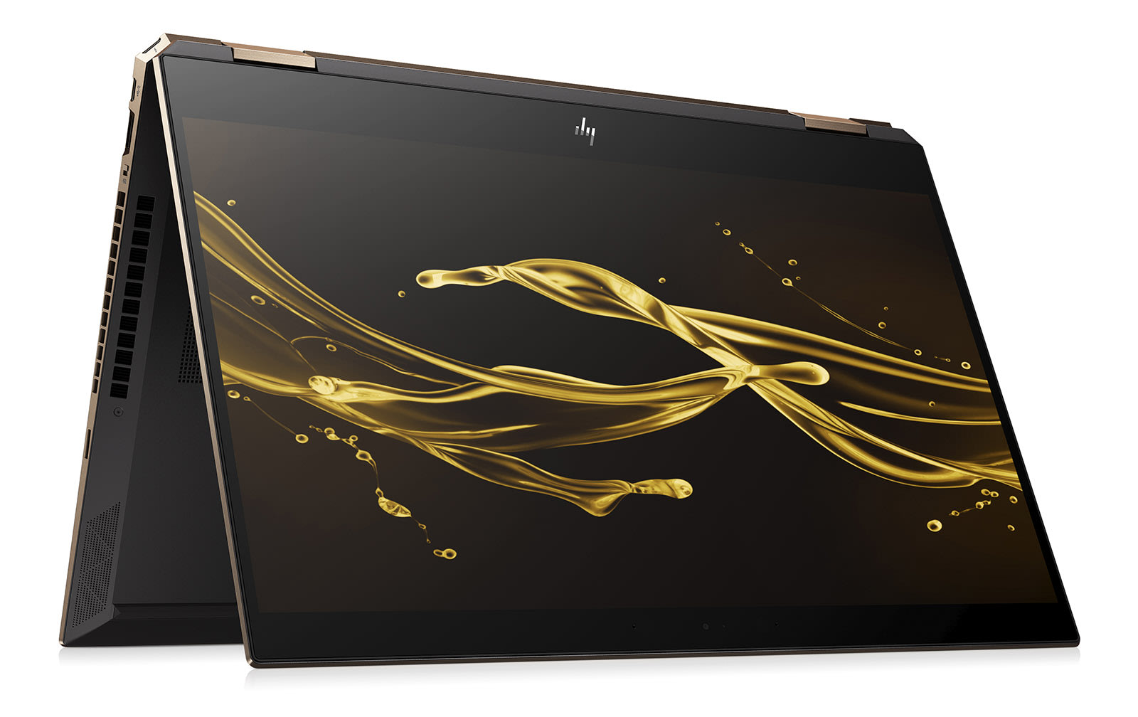 HP Spectre 15 x360 with AMOLED display