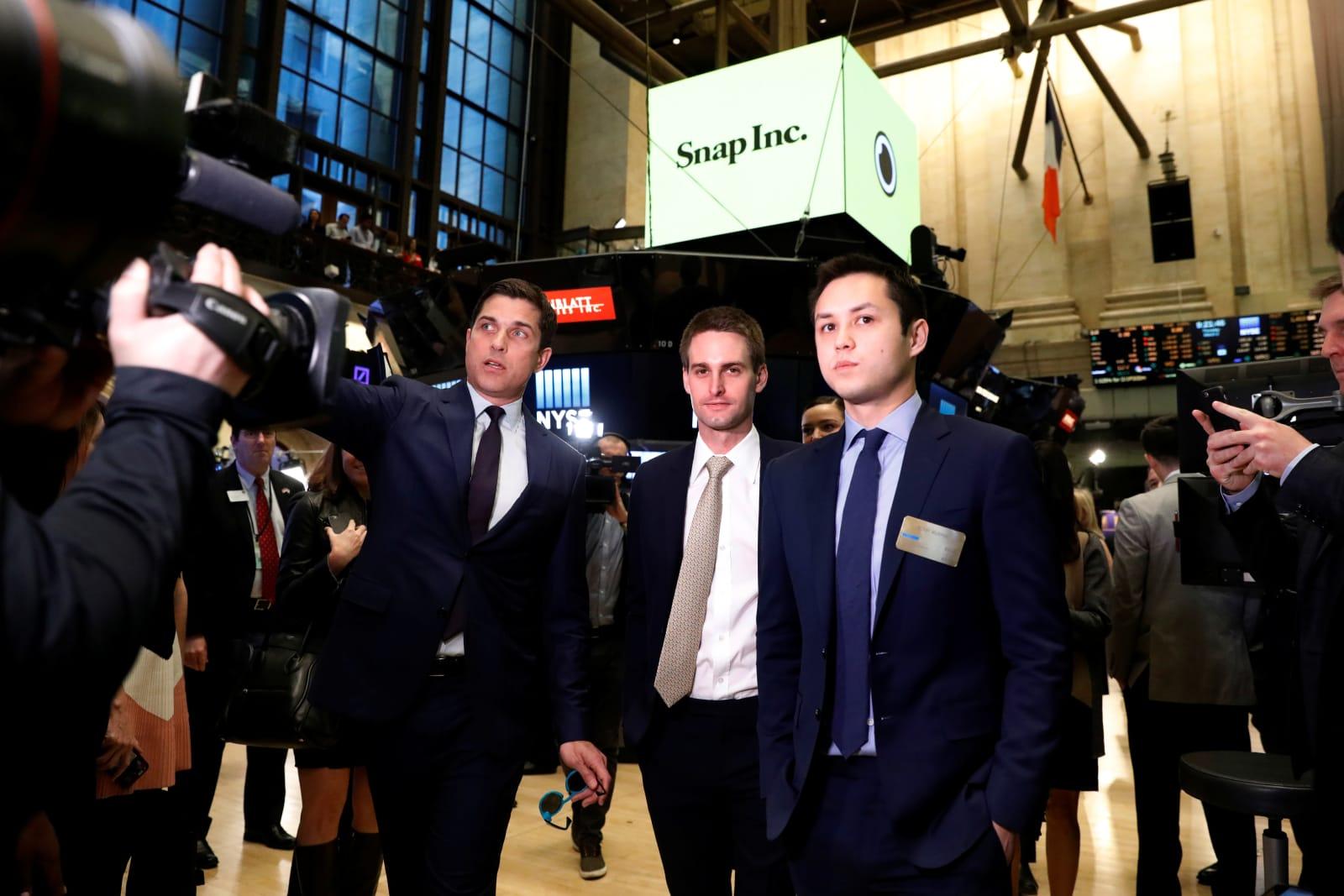 SNAP-IPO/