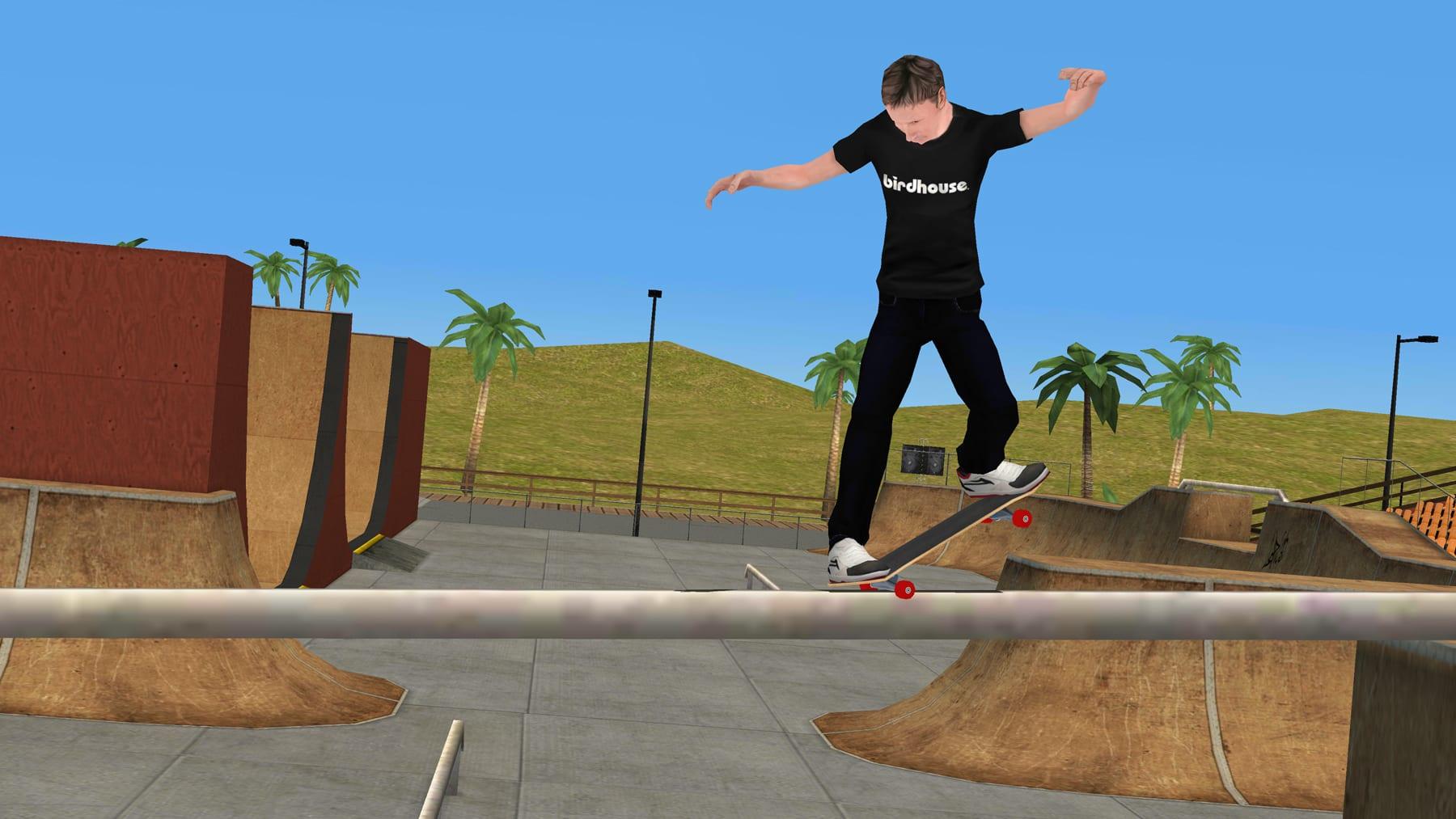 Tony Hawk's Skate Jam