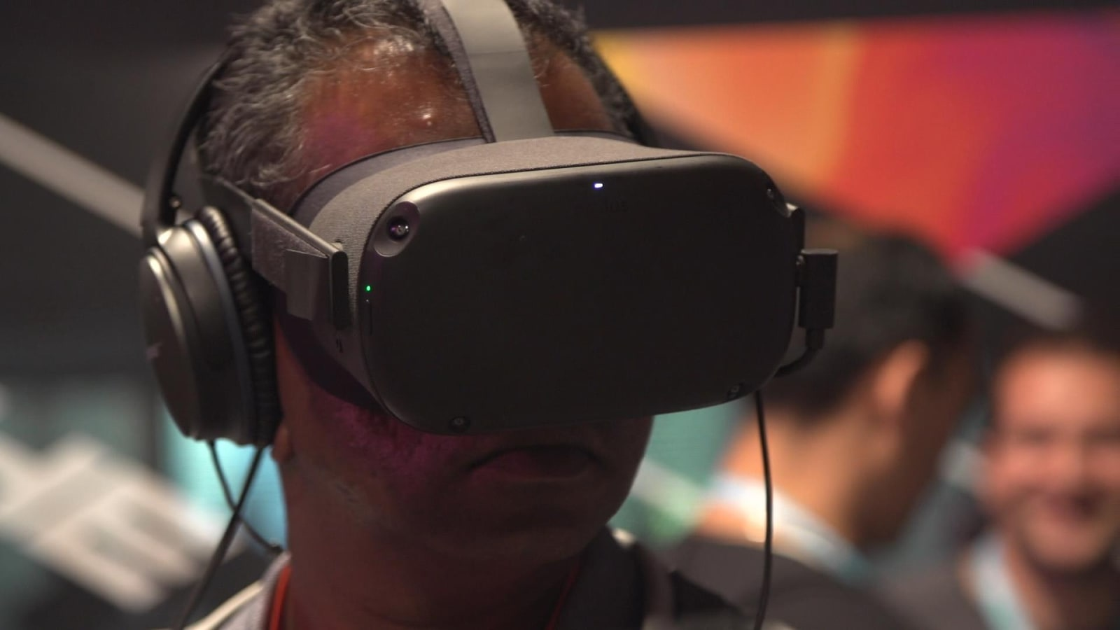Oculus Link on the Quest