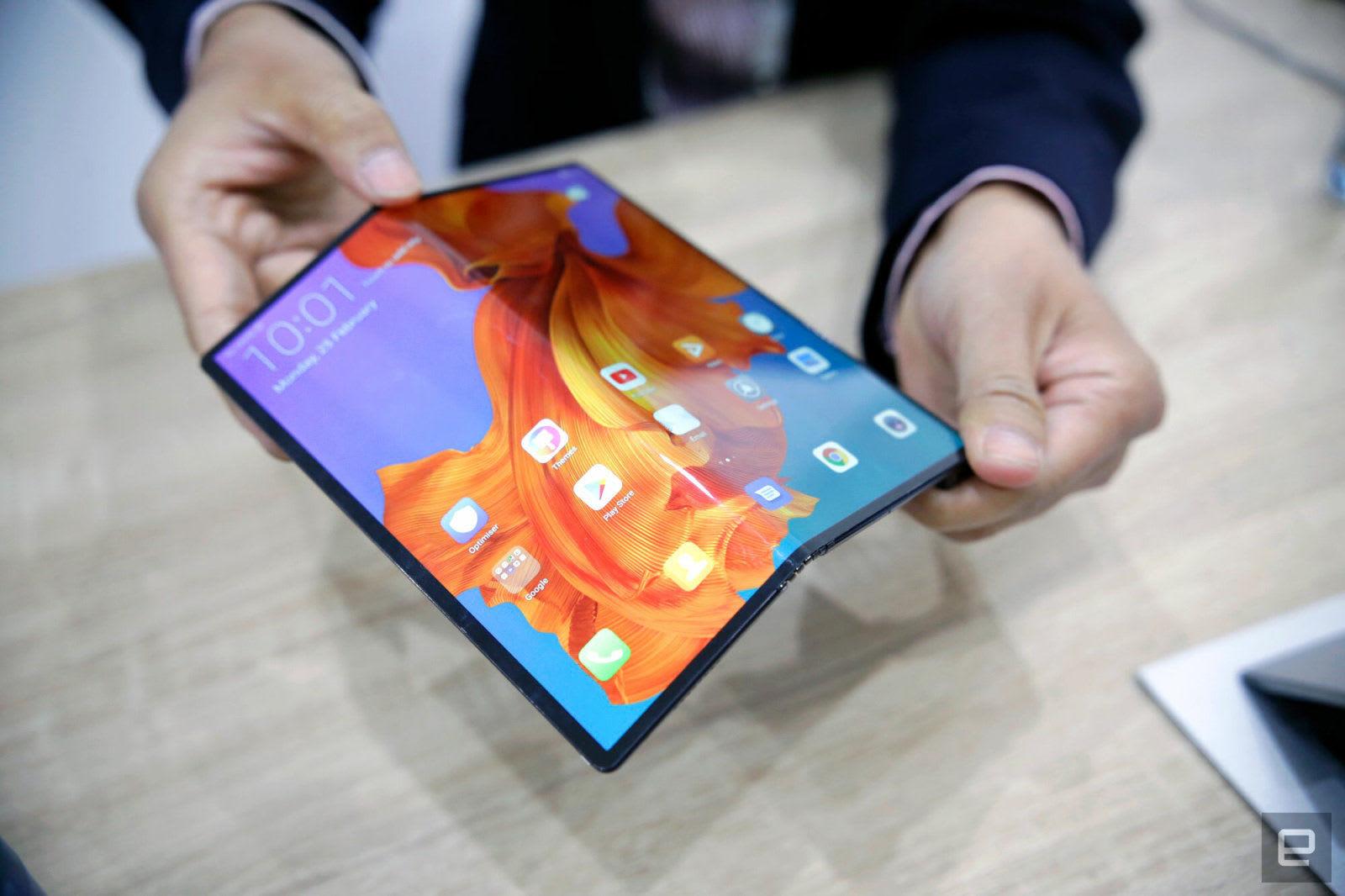 Huawei P40 MateXS