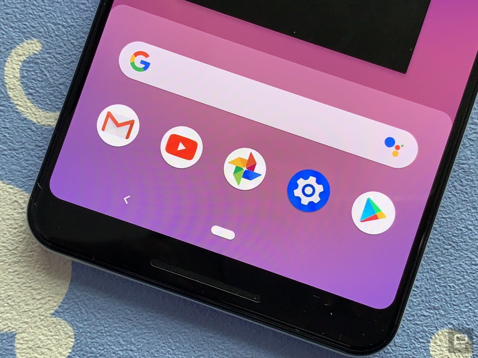 Android Q navigation