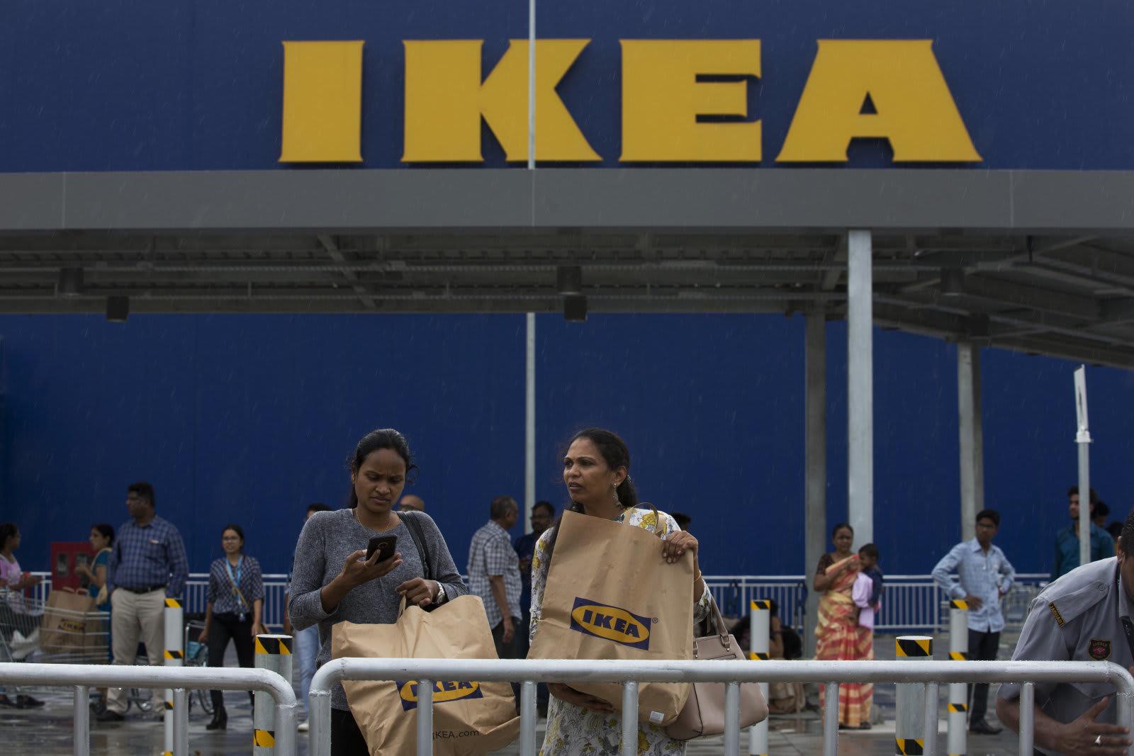 India IKEA Store