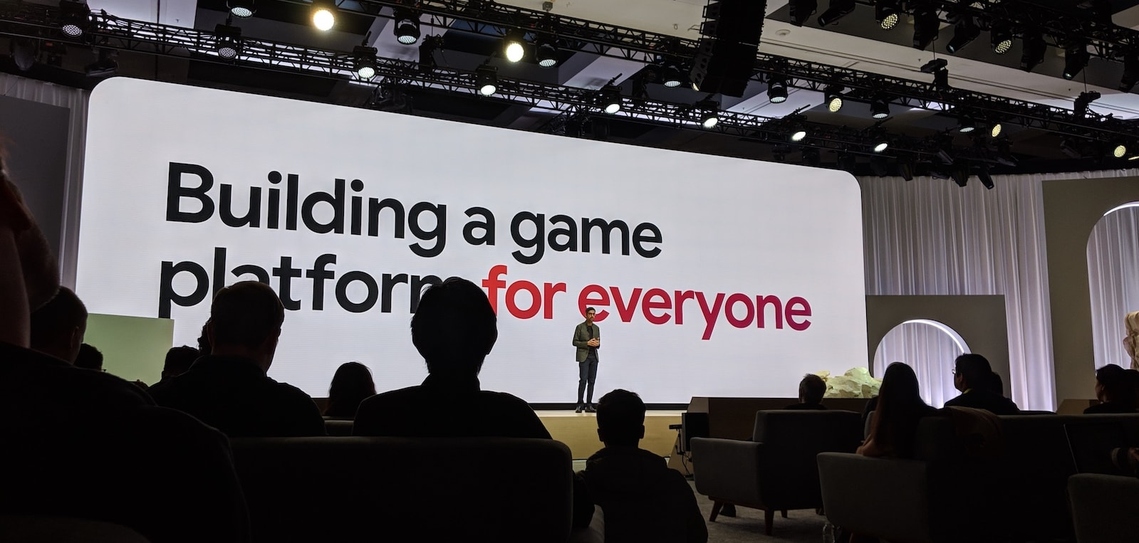 Google at GDC 2019