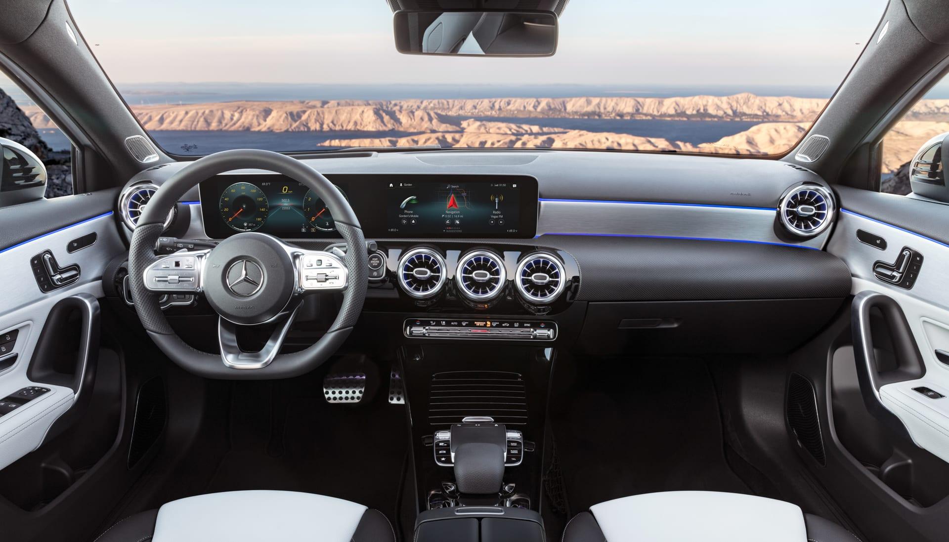 Mercedes-Benz A-Class A220 review