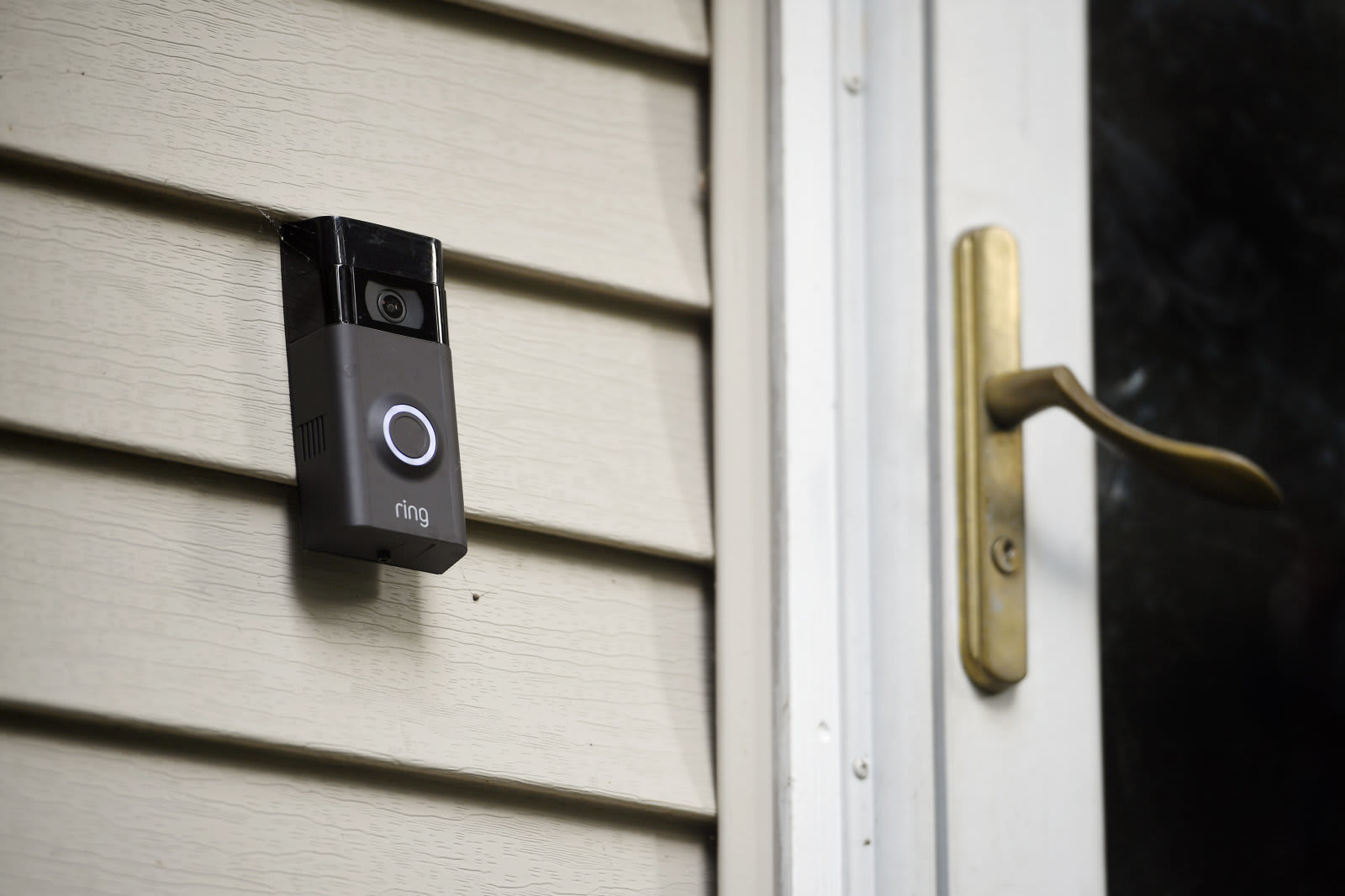 Amazon-Ring-Doorbell Cameras
