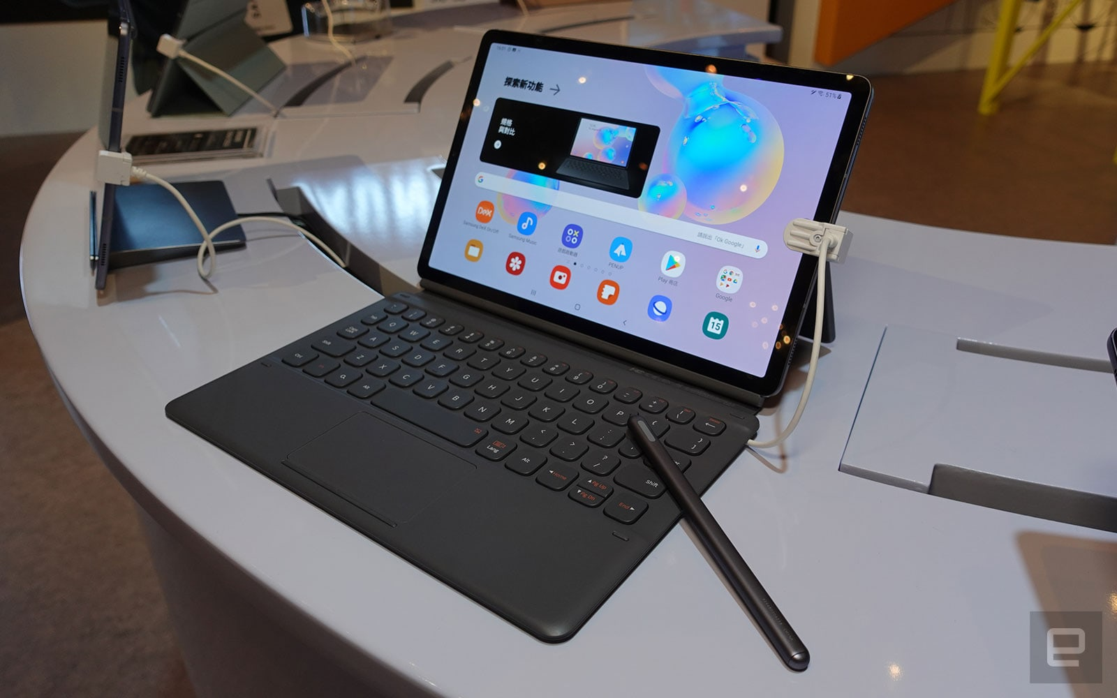 Samsung Galaxy Note 10 香港发布会