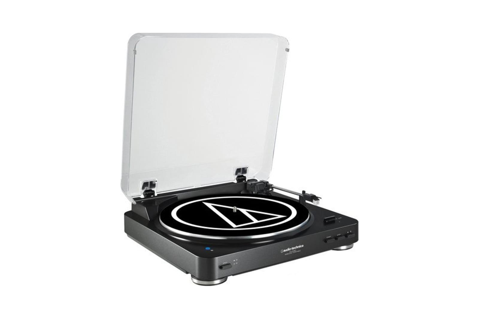 Audio-Technica turntable