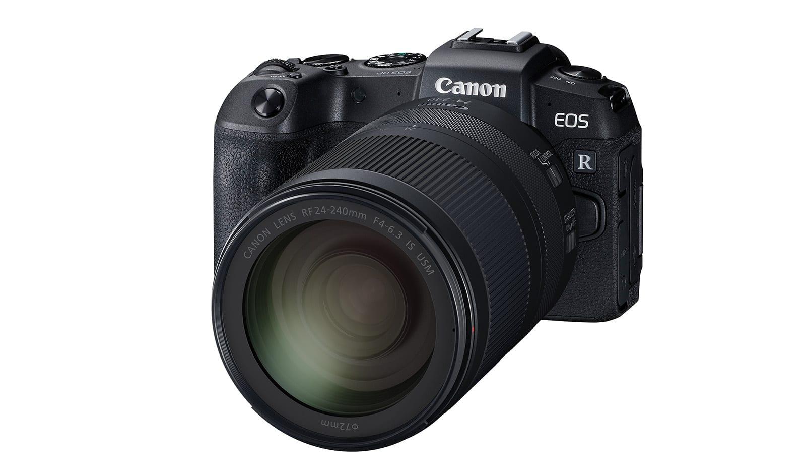 Canon EOS RP with 24-240 f/4-6.3 IS lens