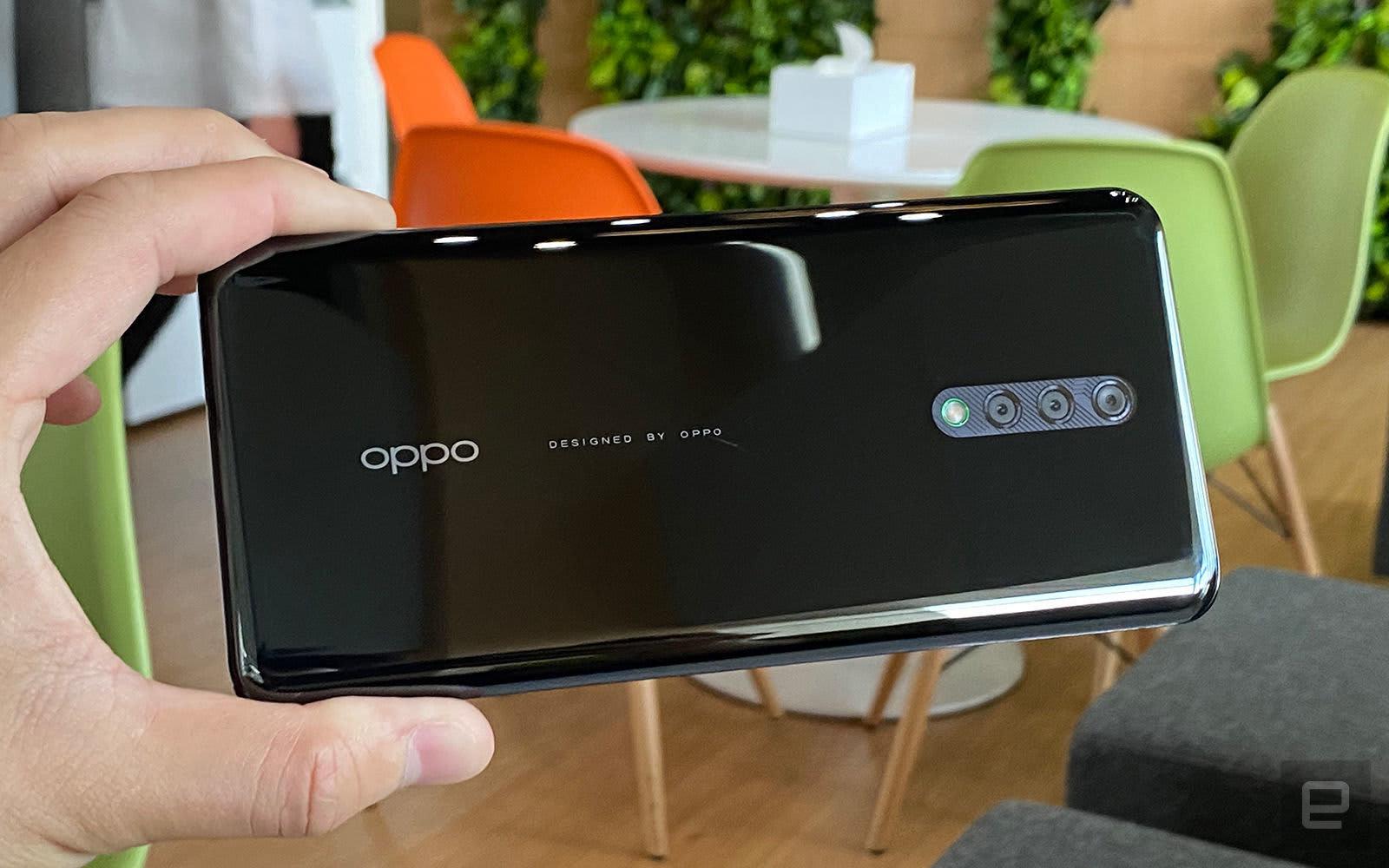 Oppo sony sensor