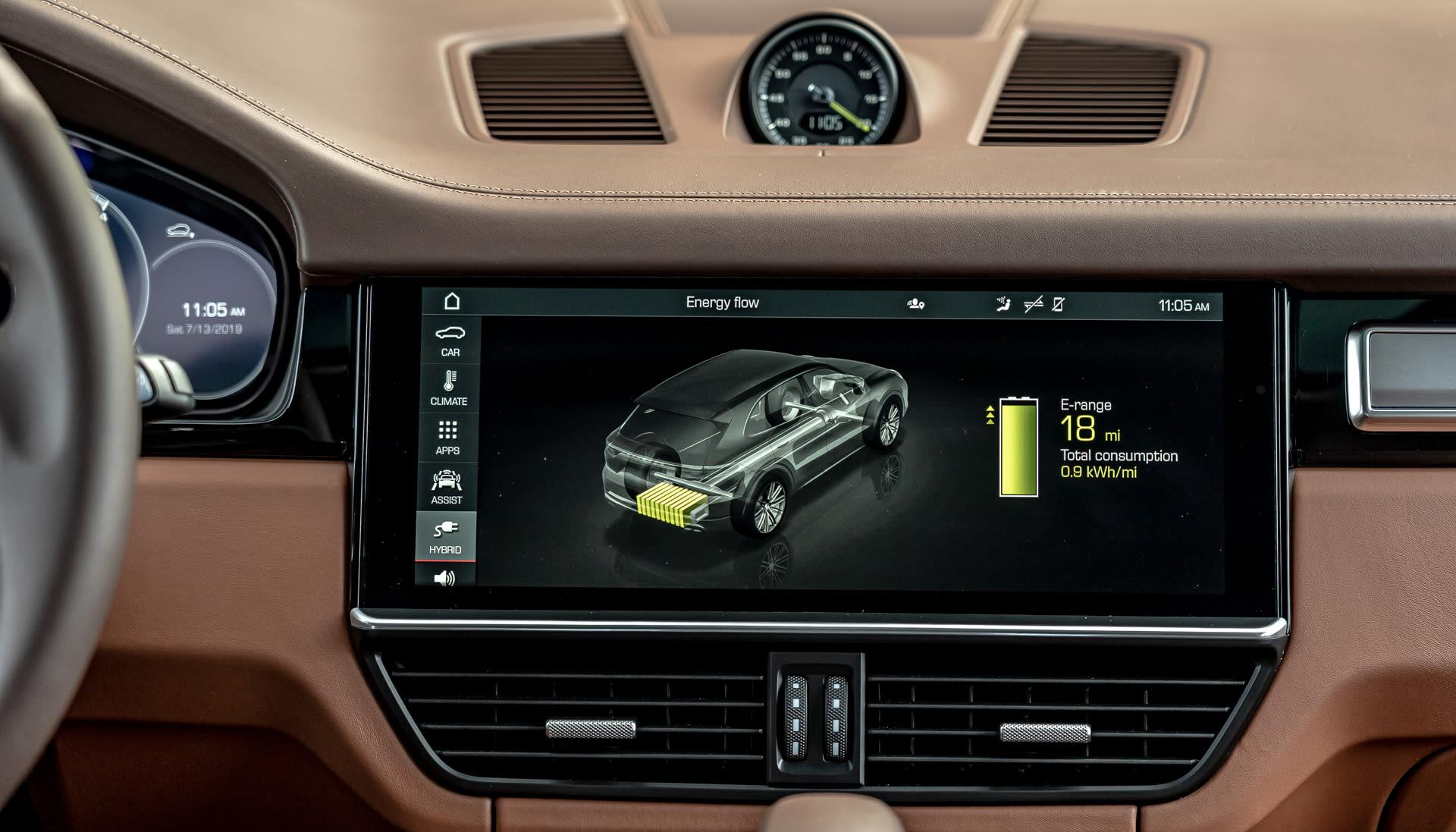 2020 Cayenne Turbo S E-Hybrid first drive
