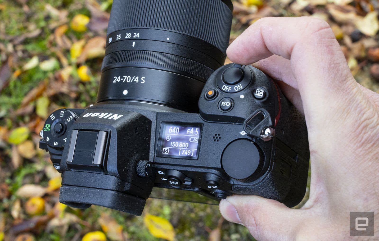 Nikon Z6 full-frame mirrorless camera review