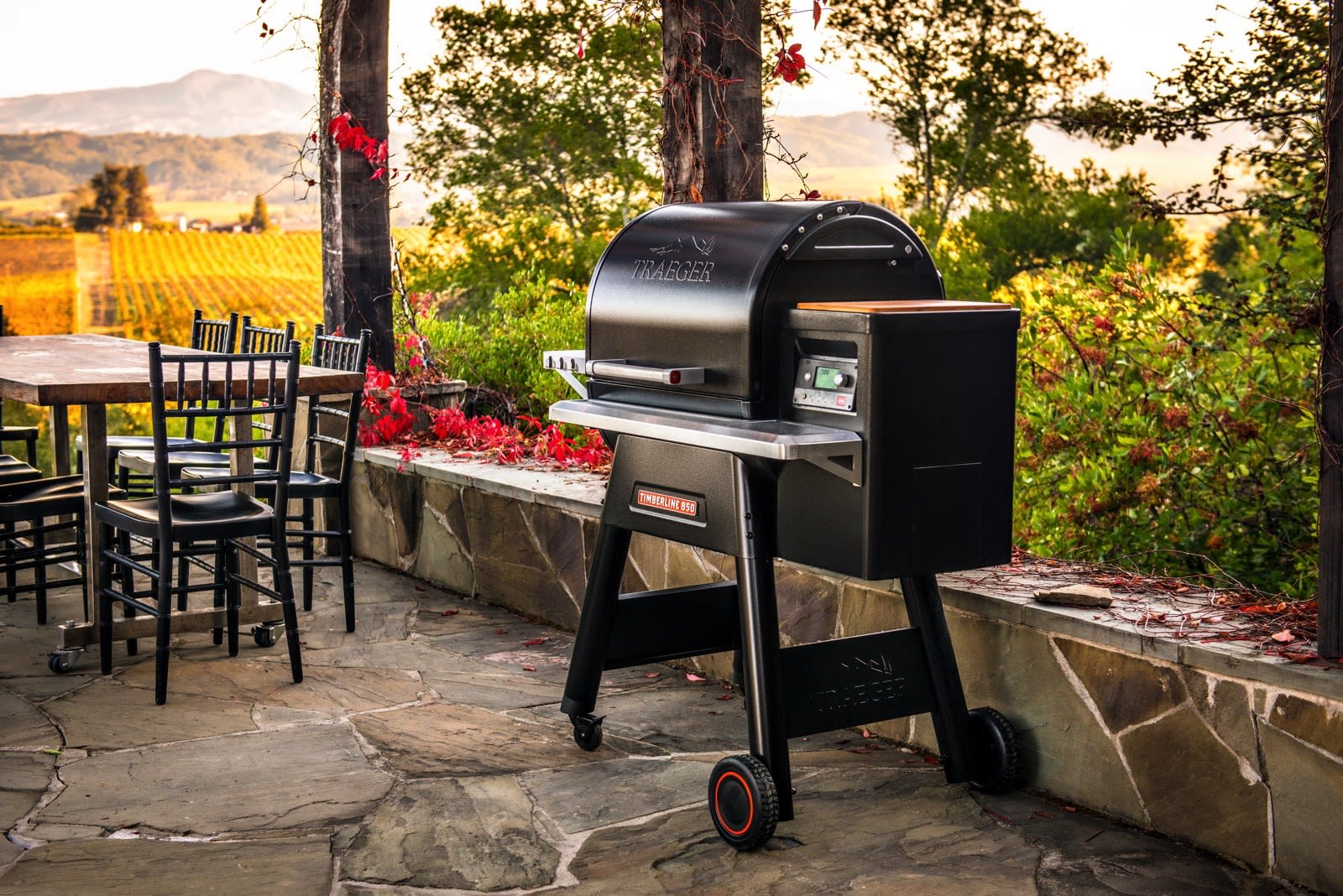 Traeger Makes Built In Wifi A Standard Grill Feature Engadget