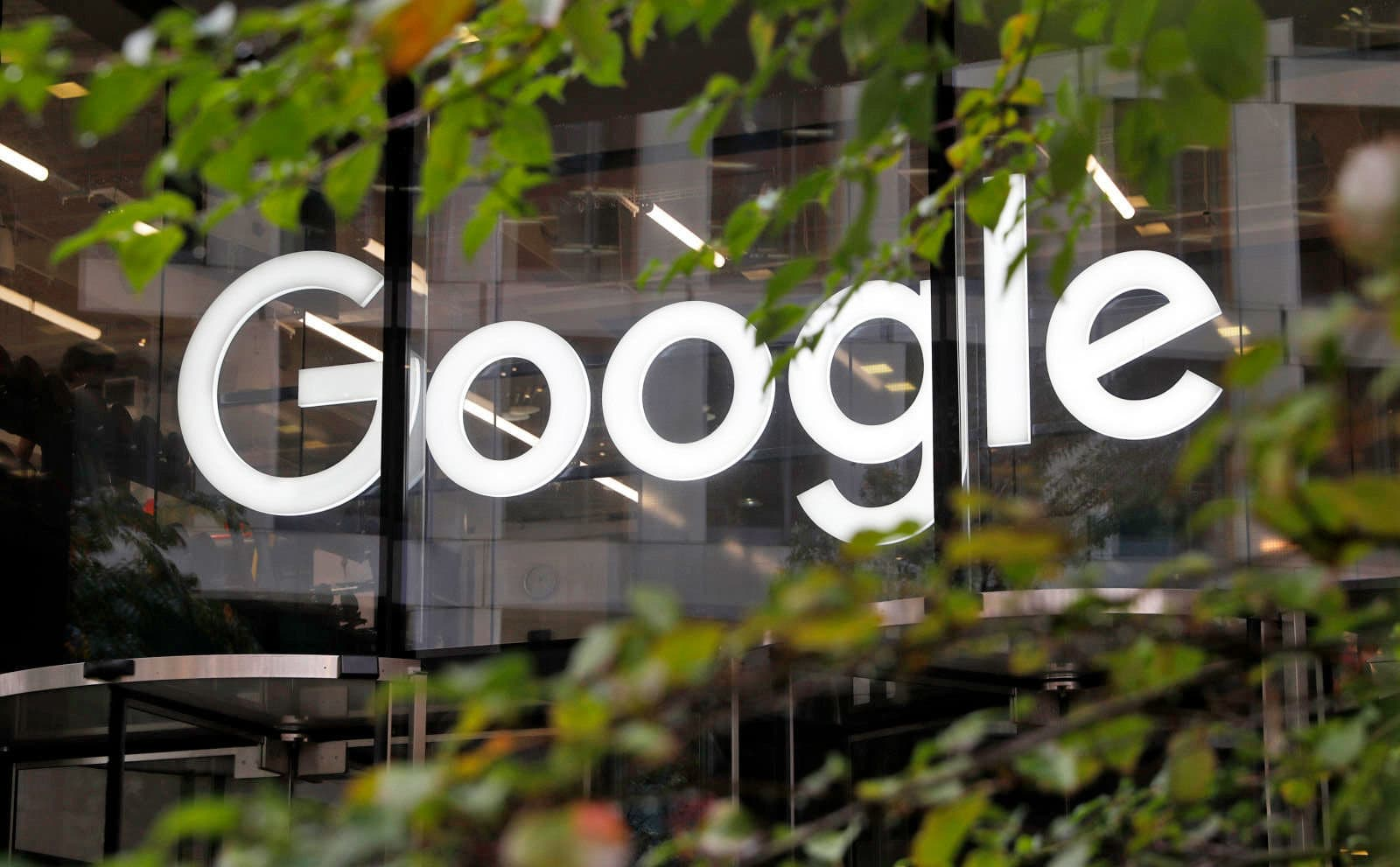 Britain Google Walkout