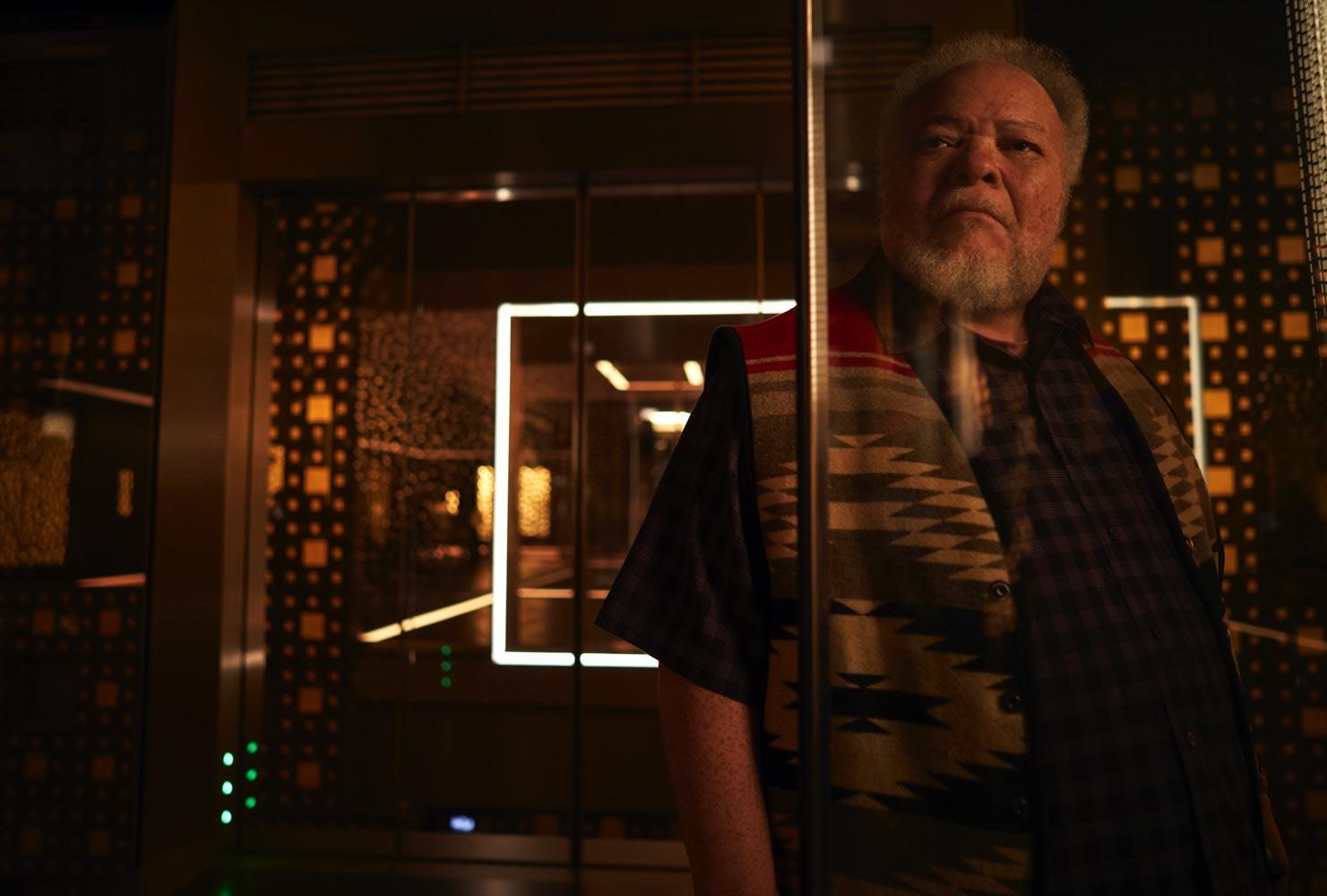 Stephen McKinley Henderson as Stewart