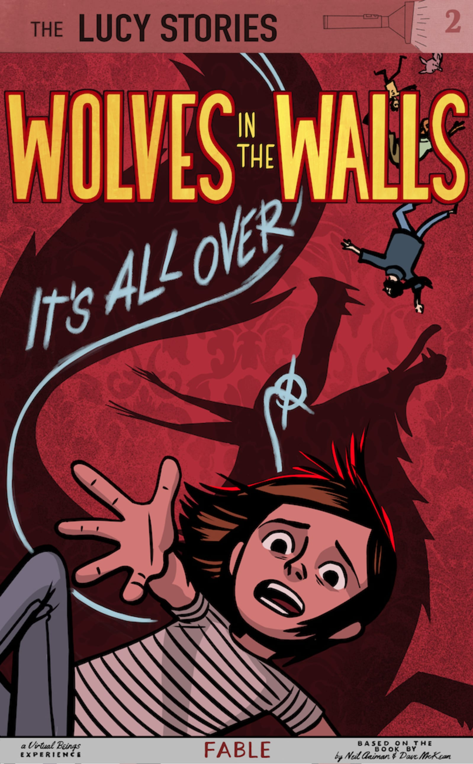 Lucy Wolves in the Walls