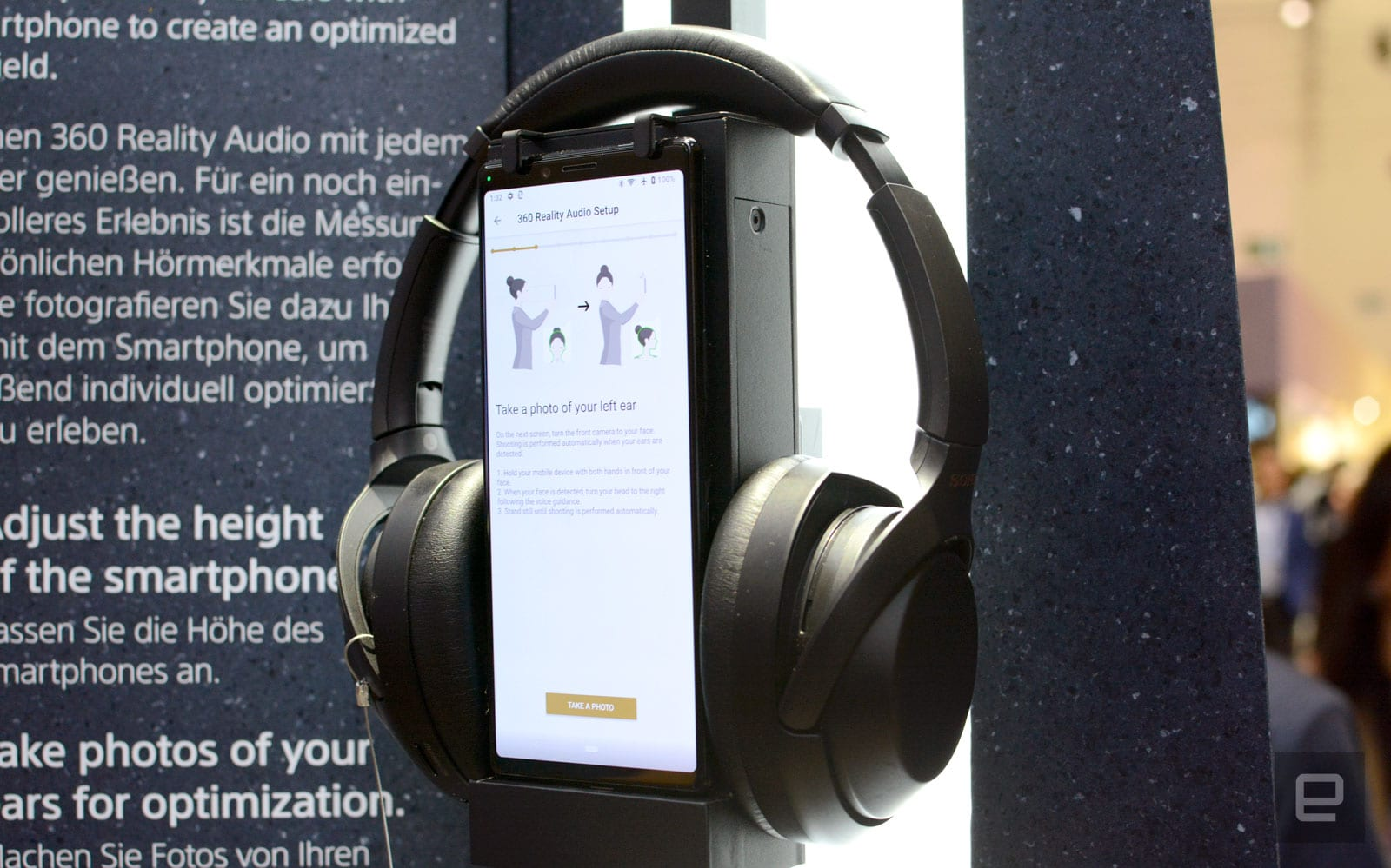 Sony 360 Reality Audio sound profiles