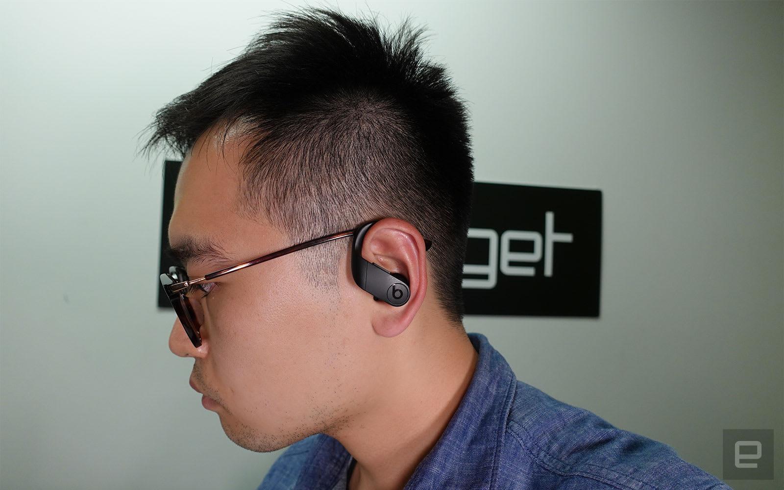 Beats Powerbeats Pro 动手玩